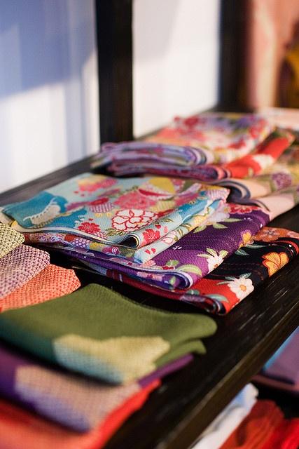Furoshiki - Japanese wrapping cloth