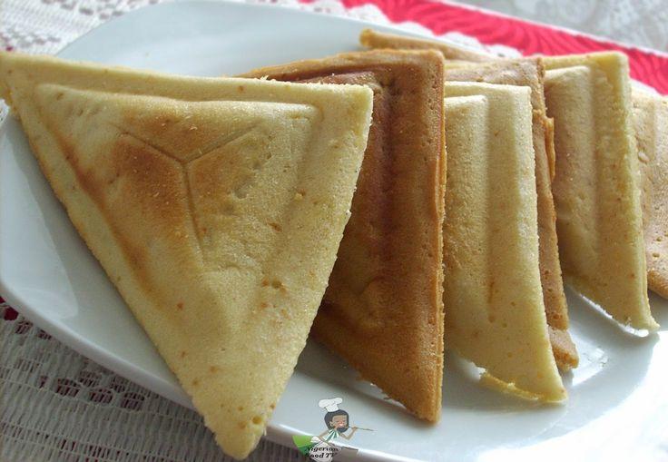 Cake in a Toaster , nigerian cake, Sandwich maker pillow cake, sandwich maker…