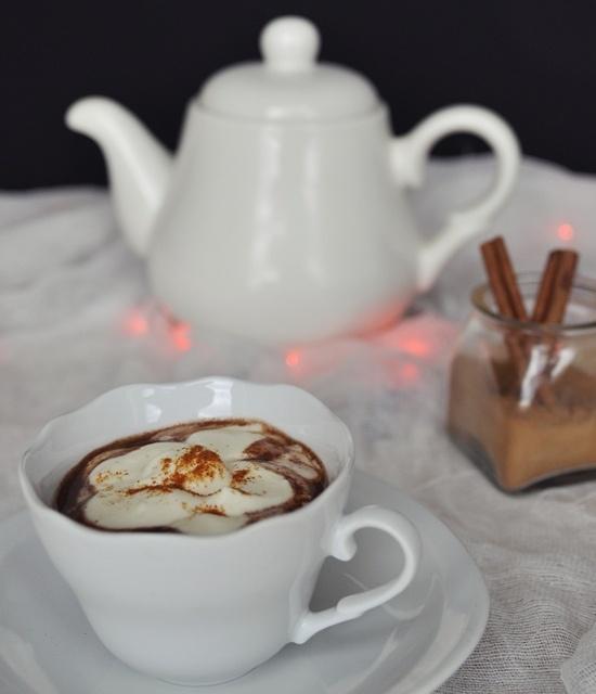 Mirisna topla cokolada