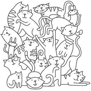Kitty Pile_image