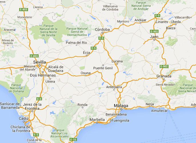 Rondreis Spanje (Andalusië) 12 dagen | Djoser
