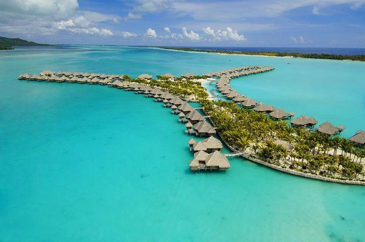 Four Seasons Bora Bora Fransız Polinezyası / #Maximiles #otel #gidilecekyerler #kalınacakyerler #hotel #neredekalınır  #engüzeloteller #farklı #farklıoteller #tatil #holiday #seyahat #travel #yolculuk #tatilyerleri