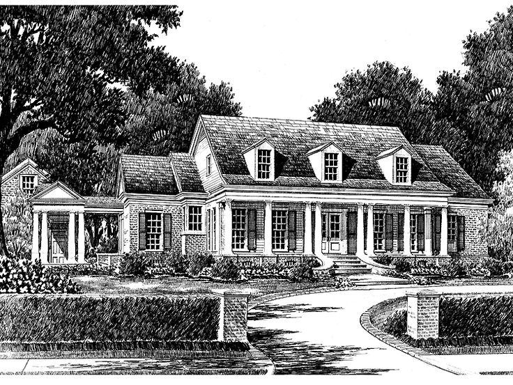904c9fbe588b4dd078fefb8d8f502b82 southern house plans southern living 565 best exterior of homes images on pinterest,Southern Homes And Gardens House Plans