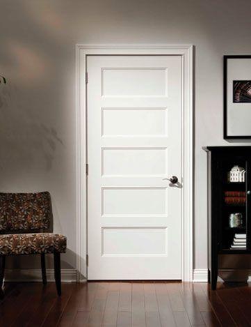 Interior Doors: Windows and doors manufacturer — JELD-WEN of Canada Ltd