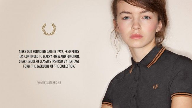 fred perry  the brand that i like