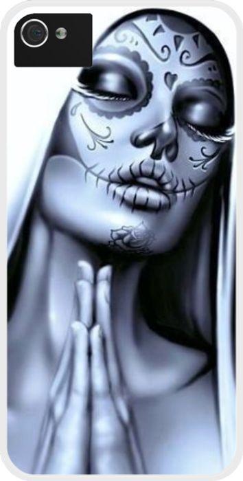 santa muerte dessin - Recherche Google