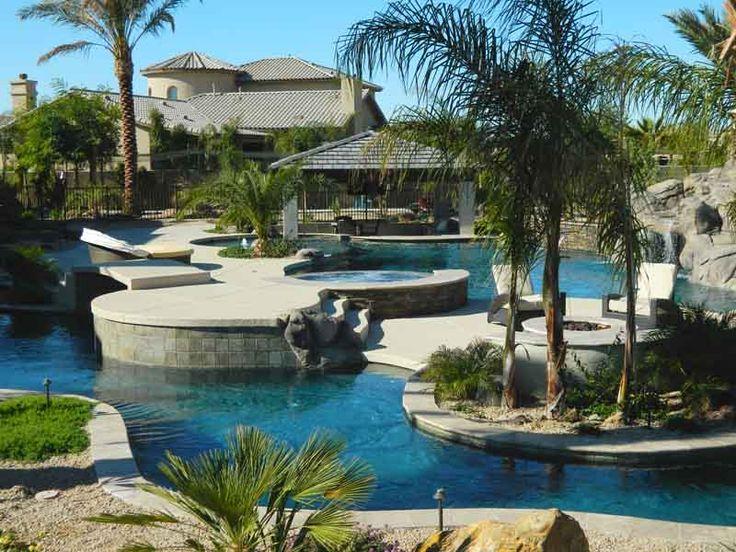 Johnson Project | Phoenix Landscaping Design & Pool Builders, Remodeling