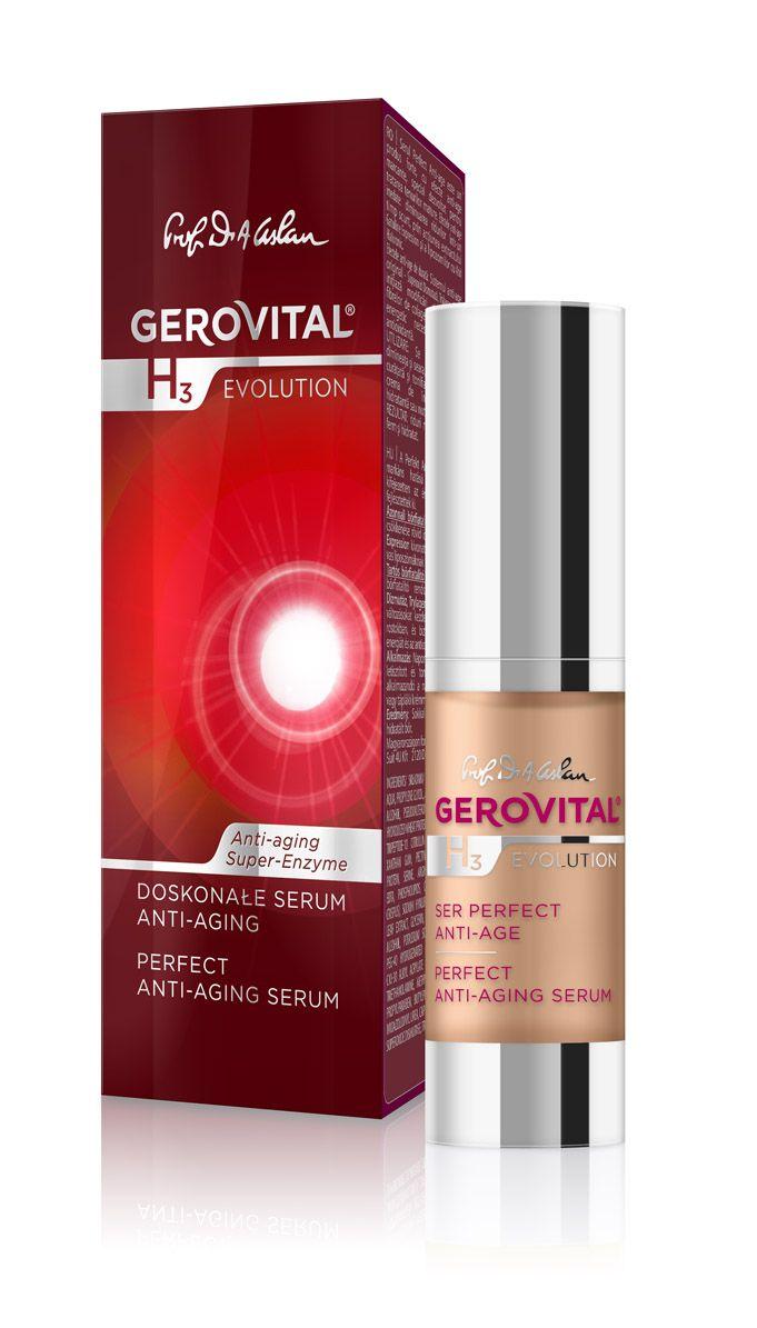 NIESPODZIANKA WEEKENDOWA! Otrzymaliśmy dla Was kolejny zestaw kosmetyków - tym razem to serum Anty-aging (Superoksyd dysmutaza, Trylagen, GP4G), które inicjuje strukturalne zmiany włókien kolagenu (...)Fundatorem nagrody jest Gerovital Poland, który rozlosuje zestaw spośród osób, które polubią ich fan page: https://www.facebook.com/gerovitalpl?fref=ts