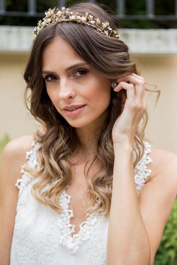 Editorial Vestidos de Noiva | Mariana Biasi