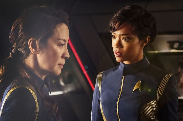 nice Star Trek: Discovery nails the important stuff in a surprisingly terrific debut