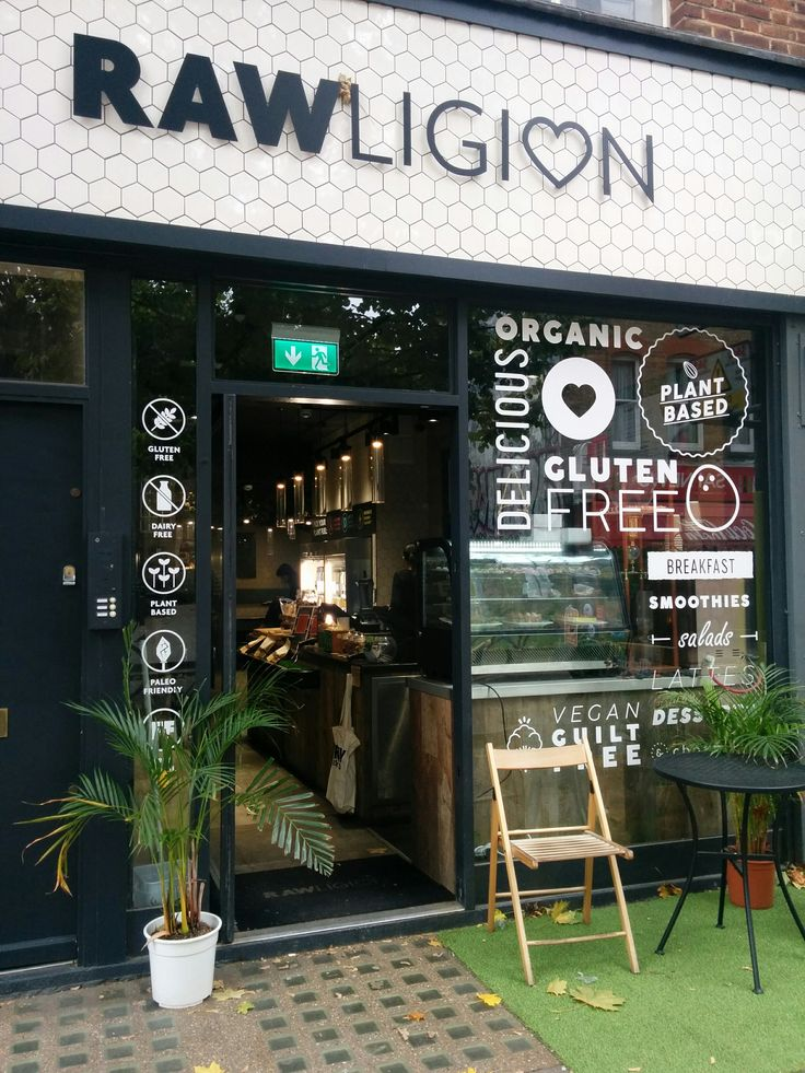 Rawligion, London, UK #Organic #vegan #rawfood #smoothies #glutenfree