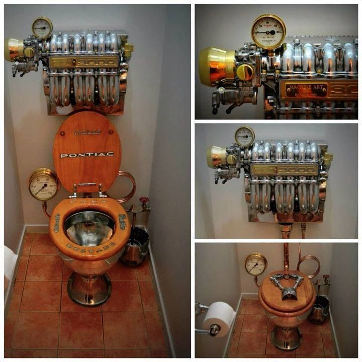 Best 25 steampunk bathroom ideas on pinterest for Steampunk bathroom ideas