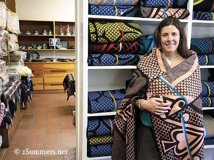 Lesotho - Basotho blankets