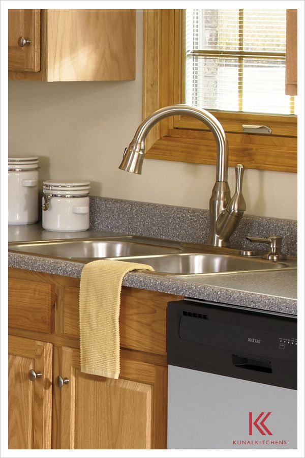 Faucets An Elegant Product With Streamlined Shape Used In