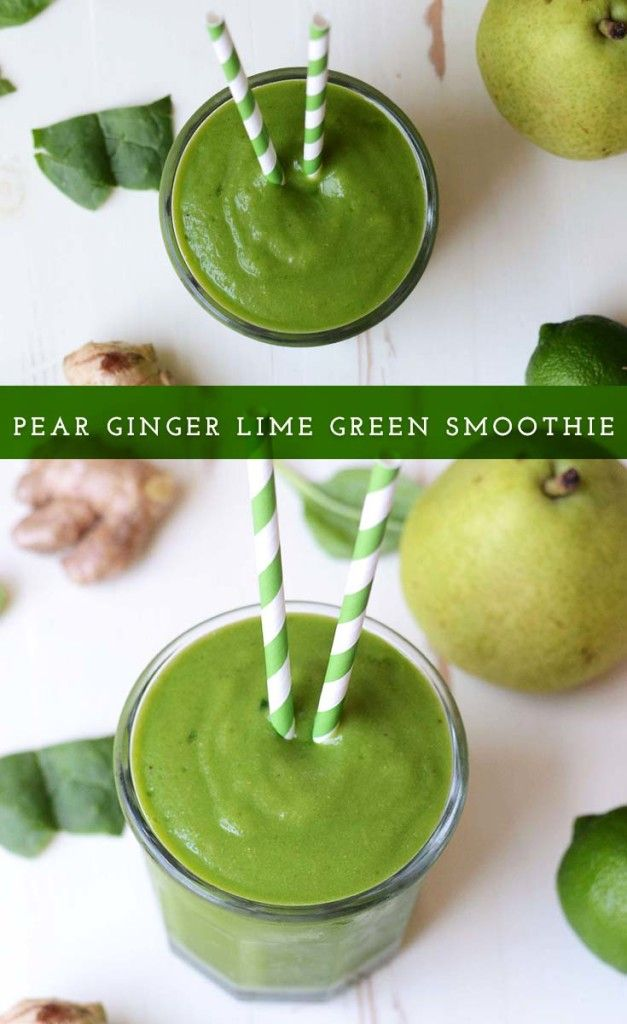 ginger lime green smoothie smoothies fruity fruity drinks smoothie ...