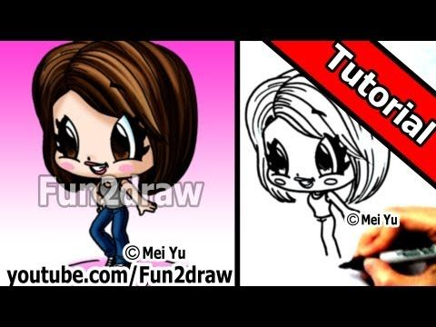 17 best images about fun 2 draw on pinterest chibi for Fun to draw people
