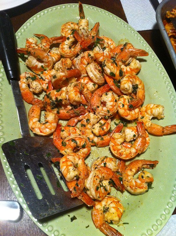 Tequila Lime Shrimp | The Artful Gourmet