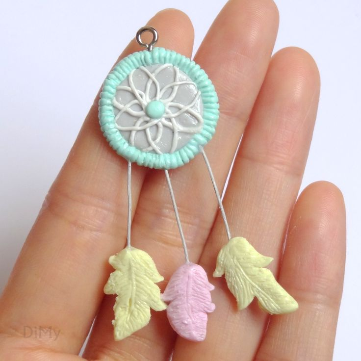 Best 25 polymer clay charms ideas on pinterest clay - Idee de pate fimo ...