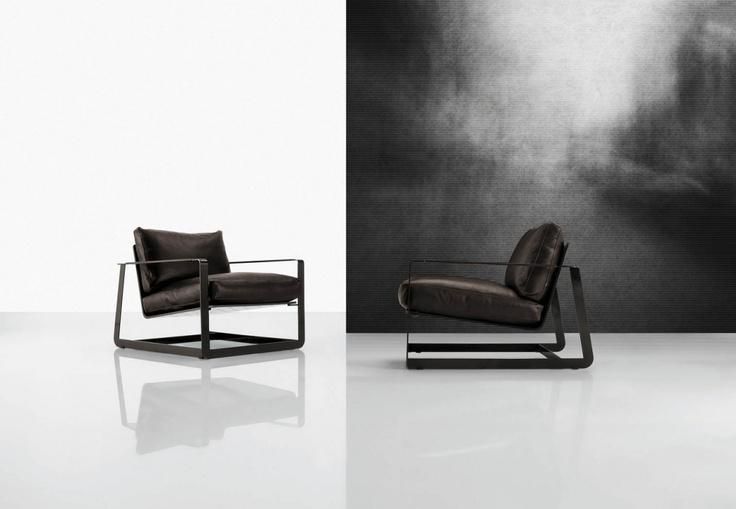 vincent van duysen / gaston leather + steel