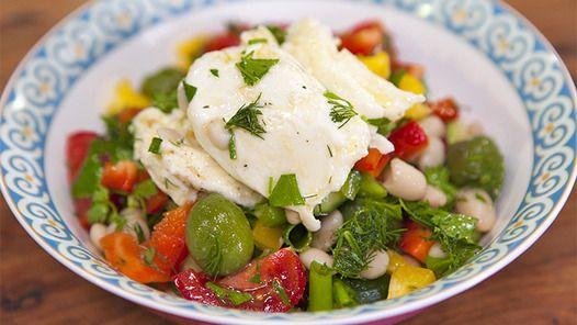 Good Chef Bad Chef - Recipe Detail Cannellini bean salad