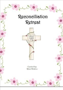This is a complete retreat day with everything you need for sacrament preparation for Reconciliation/Penance.  It includes games, a play, activitie...