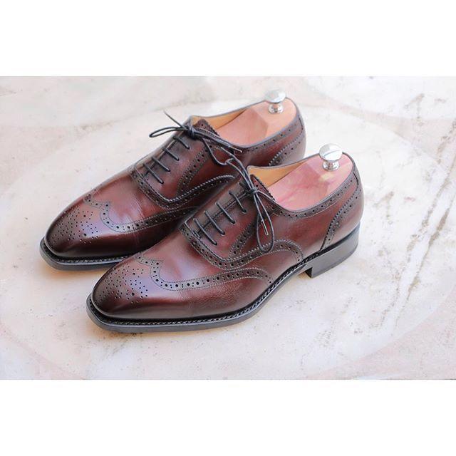 Richelieu Edgar full brogue. Oxford shoes Edgar full brogue. Tag someone  that love this
