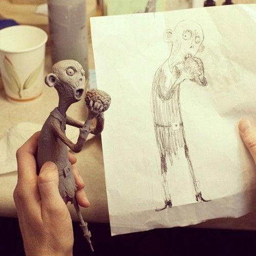 The making of Paranorman