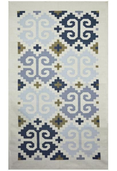 @crimson_angan Classic Look Cotton Flat Weave White Contemporary Rugs - Reversible. This white rug features rich contemporary southwestern pattern with a classic white coloured base. Apart from this dhurrie rugs also has colors like beige, ice-blue and shades of grey. This modern area rugs can be used as Living room rugs, Bedroom rugs, Kitchen rugs, Floor rugs, Children rugs etc. www.crimsoncourtyard.com