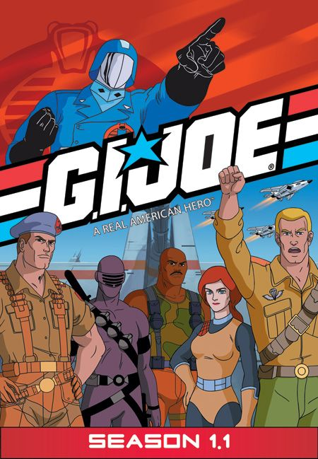 GI Joe cartoon | Joe: The Rise of Cobra hits theaters in wide release August 7 ...