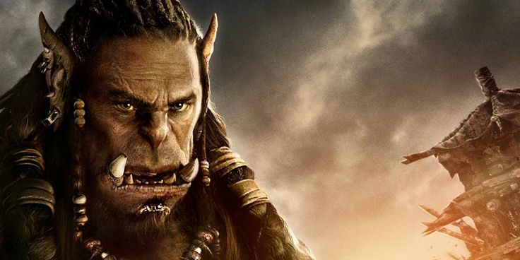 Trailer for the 'Warcraft' movies shows off heavy CG palette