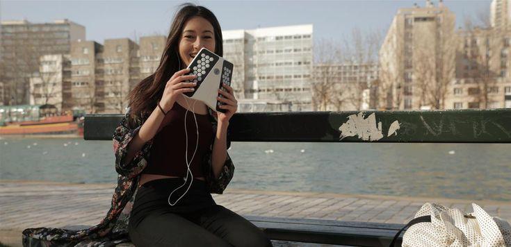 Dualo du-touch S : l'instrument high-tech accessible à tous - StayAwake Radio
