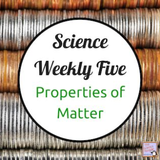 This is a jam-packed post with ideas for teaching your students about eight properties of matter.  Properties of Matter is my FAVORITE content to teach at the beginning of the year because they will use and apply what they learn all year long! 1. Relative Density Relative Density Lab: Will Coke and Diet Coke both …