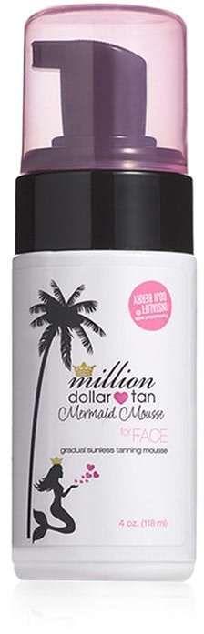 Forever 21 Million Dollar Tan Mermaid Mousse Face