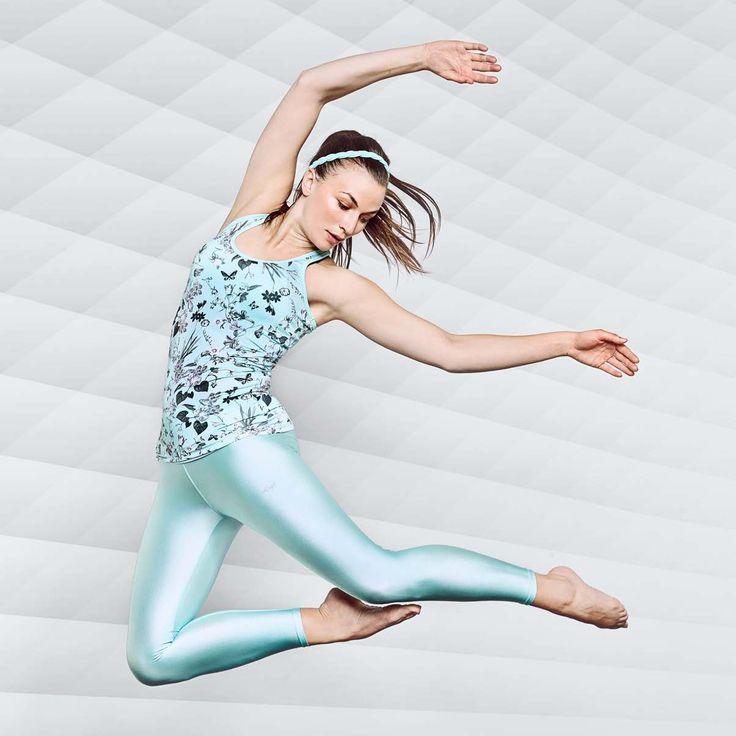 Röhnisch SS17 Yoga Shiny Tights
