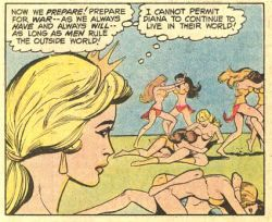 Wonder Woman Dollar Special 1978, The Best Comic Book Panels