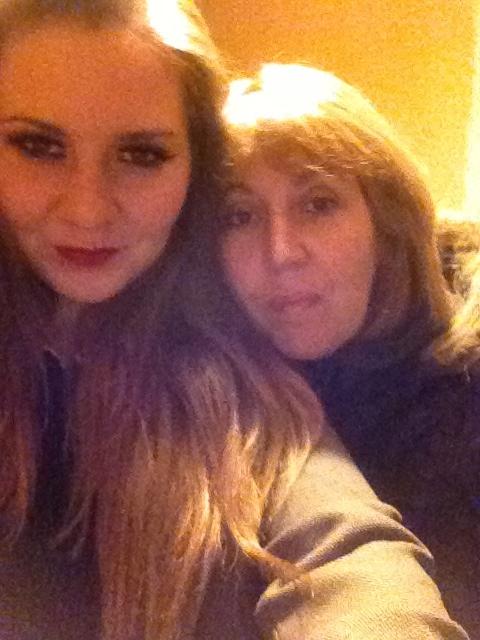 Me and my Mumma