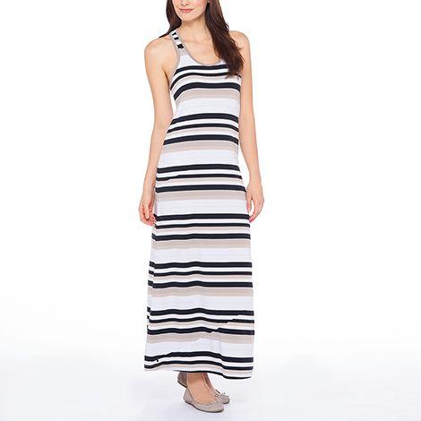 Lolё Dress: Racer-back Sarah maxi at lolewomen.com