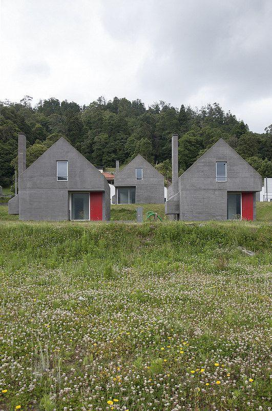 Açores, casas das Sete Cidades / Eduardo Souto de Moura + Adriano Pimenta | by Jose Carlos Melo Dias