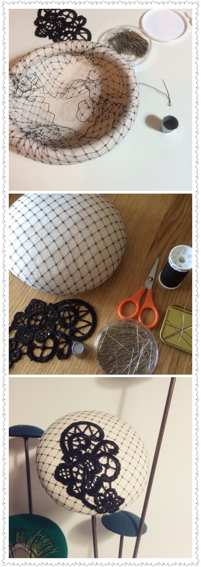 http://www.missavasmillinery.com                                                                                                                                                     More