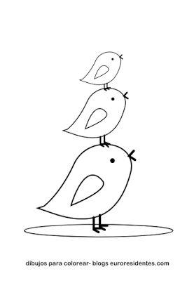 Worksheet. Ms de 25 ideas increbles sobre Dibujos de pjaro en Pinterest