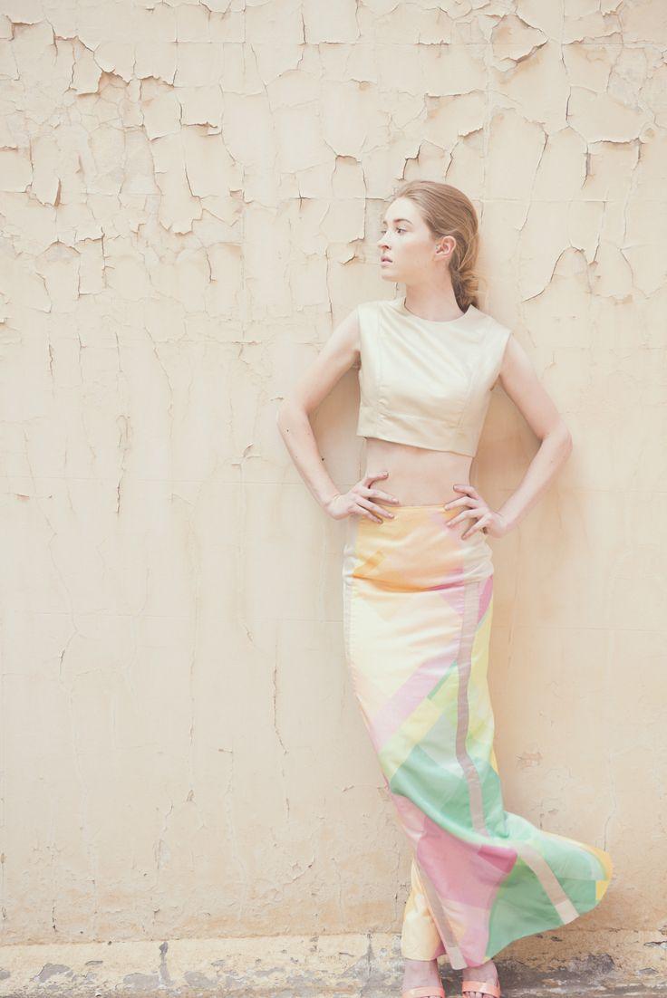 S/S14 Garments & Styling:  Meghan Farquhar Photography:  www.rightanglecreative.com.au Model:  Aiyana Levin