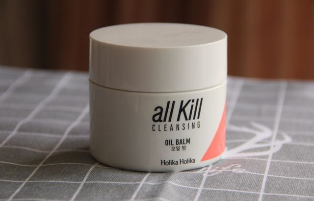 All Kill Cleansing, Holika Holika – um demaquilante diferente