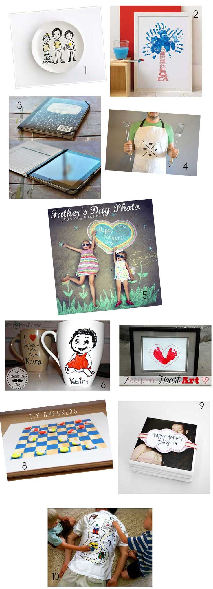 δωρα για τη γιορτη του πατερα - Great Fathers's Day Gift Ideas