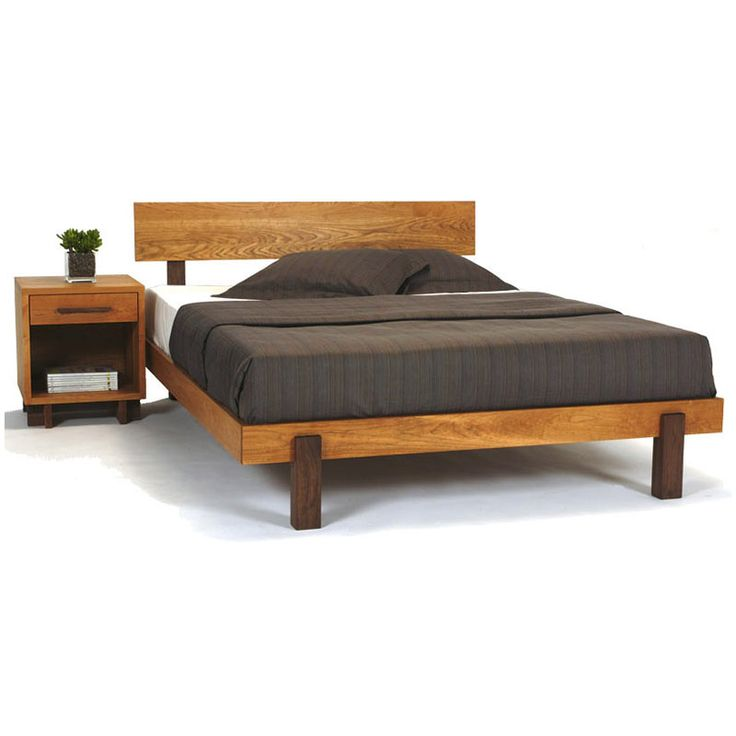 best Solid Wood Beds  on Pinterest