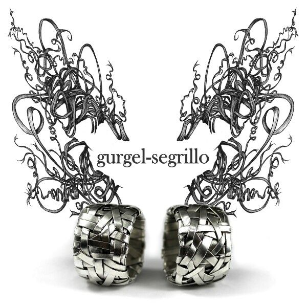 woven series rings by gurgel-segrillo