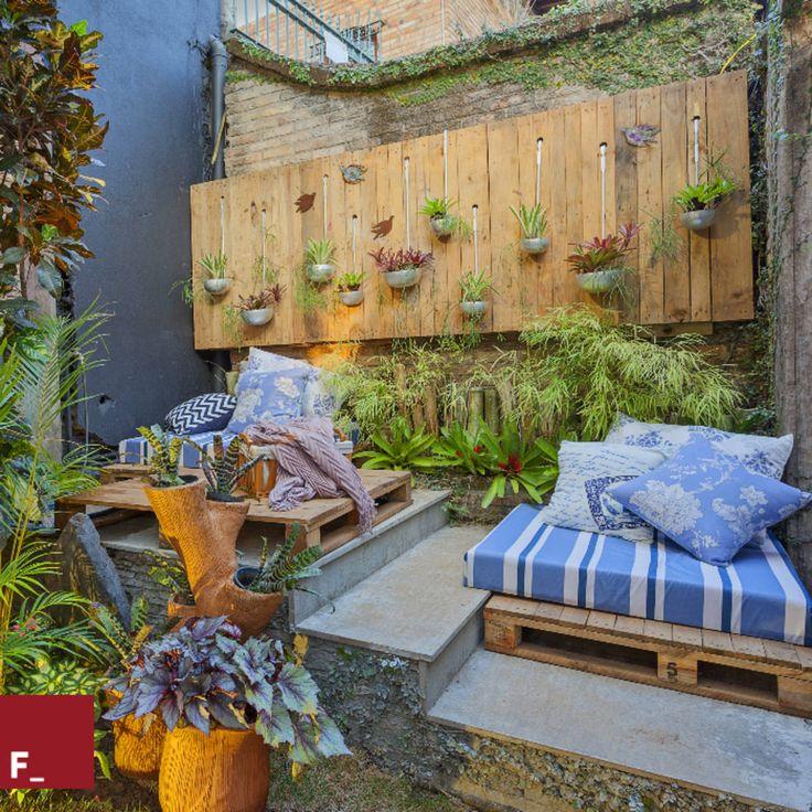Oltre 25 fantastiche idee su piccoli giardini su pinterest - Piccoli laghetti da giardino ...