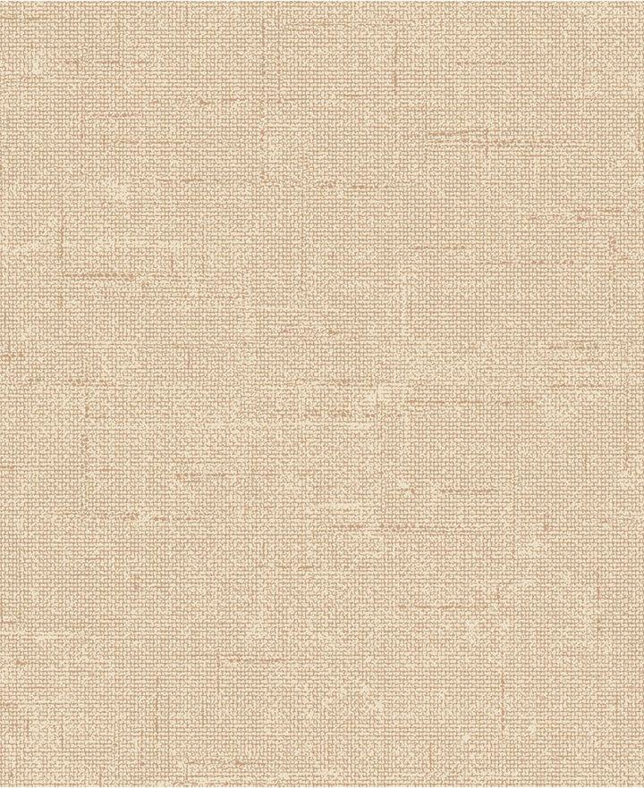 Tempaper Textured Burlap Wallpaper