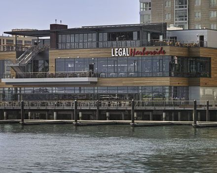 1. Legal Harborside, Boston Seaport District