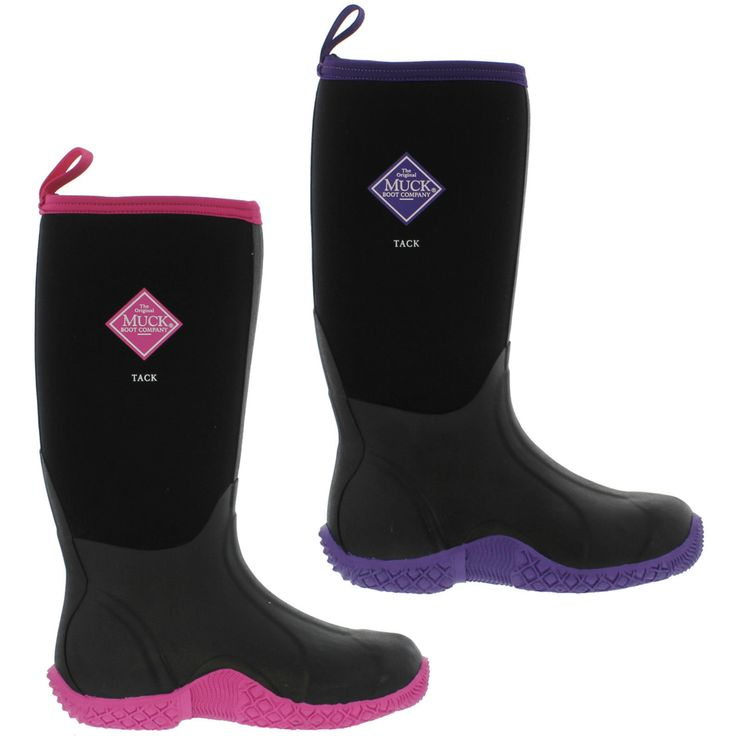 The Original Muck Boot Company Tack Classic Equestrian Welly Boot Sizes UK 4 8 | eBay