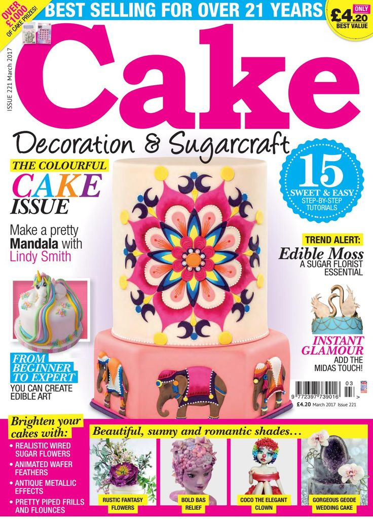 Cake Decoration And Sugarcraft Vk Com